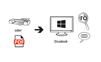 So funktioniert Ocudesk
